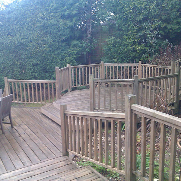 Multi-level Decking in Edwalton
