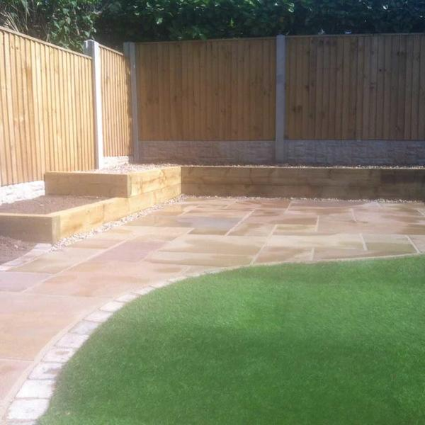 Contemporary Fencing in West Bridgford