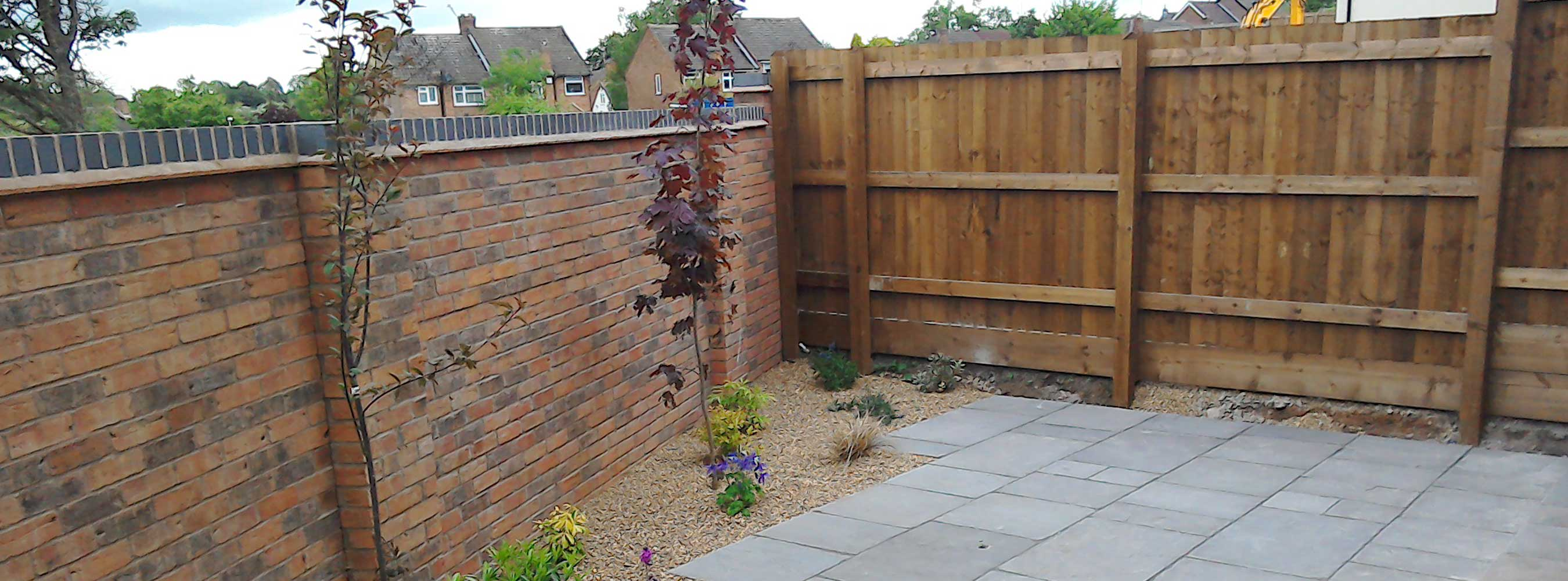 Reclaimed bricks can make a lovely garden feature whilst providing security or acting as a retaining wall.